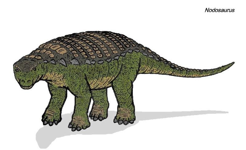 Les scientifiques sidérés par un dinosaure exceptionnellement bien conservé  96009814