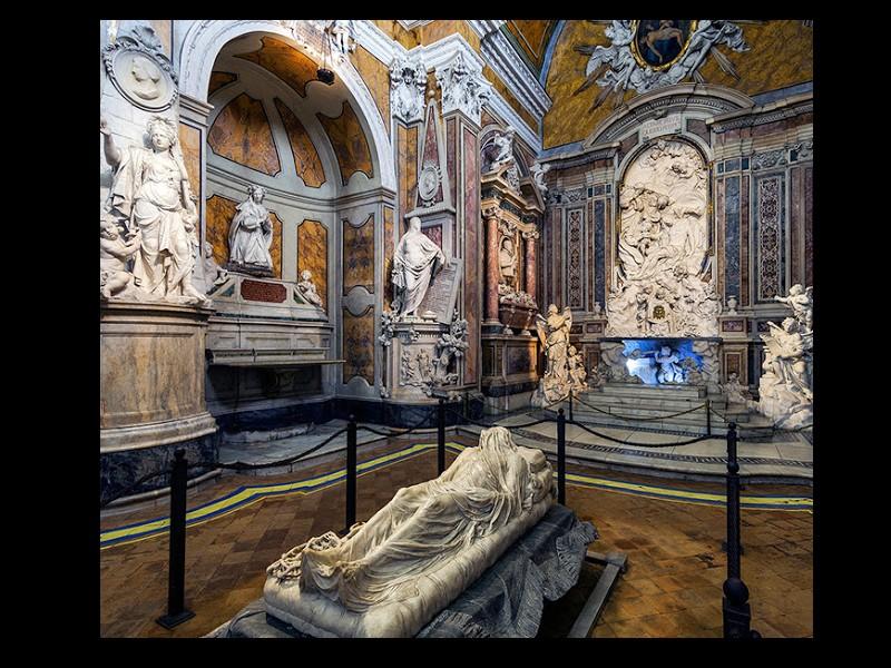 L'étrange et sinistre chapelle de Sansevero  G111