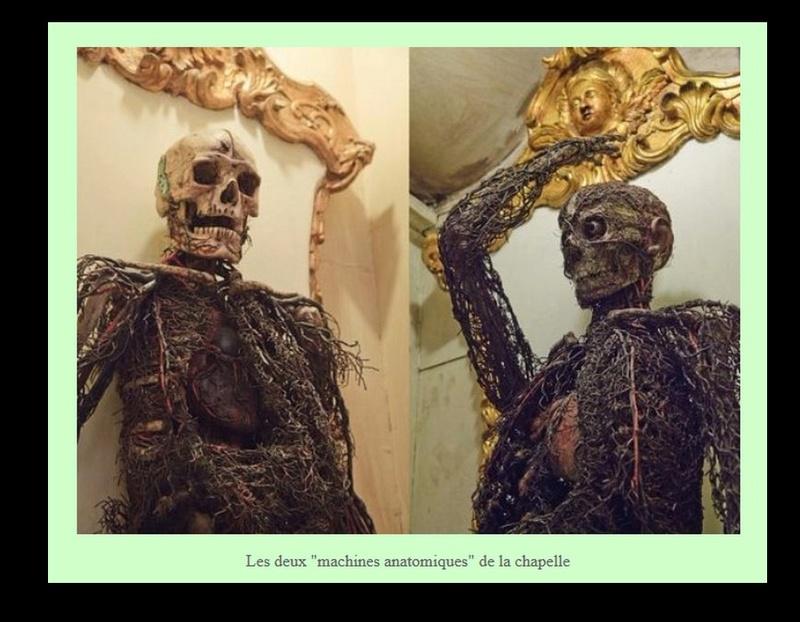 L'étrange et sinistre chapelle de Sansevero  Sans1071
