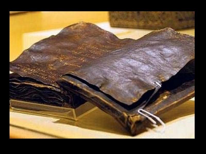 Une Bible de 1500 ans confirme que Jésus Christ n'a pas été Crucifié; Le Vatican Tremble Sans_223