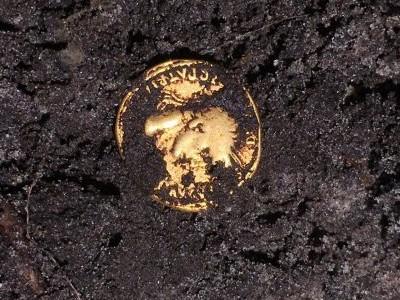 En Allemagne, découverte d'un trésor sur le site d'un des plus grands désastres militaires de Rome Sans_533