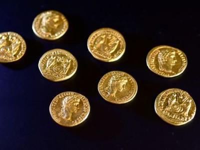 En Allemagne, découverte d'un trésor sur le site d'un des plus grands désastres militaires de Rome Sans_534