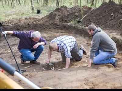 En Allemagne, découverte d'un trésor sur le site d'un des plus grands désastres militaires de Rome Sans_535