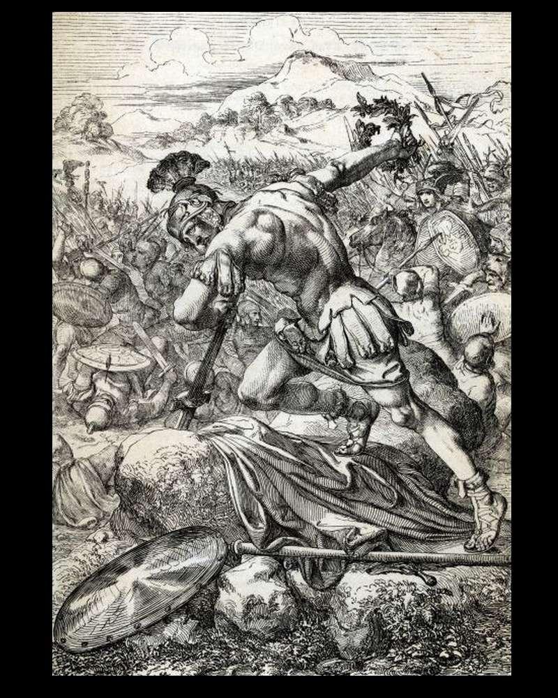 En Allemagne, découverte d'un trésor sur le site d'un des plus grands désastres militaires de Rome Sans_537