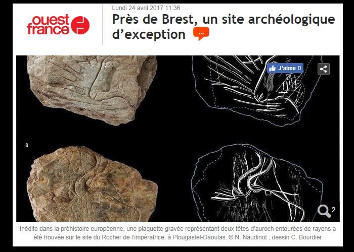 Près de Brest, un site archéologique d'exception Sans_679