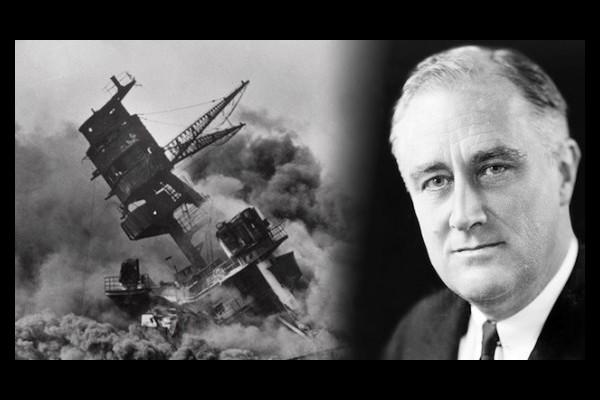 Pearl Harbor : Franklin D. Roosevelt a sacrifié ses concitoyens pour satisfaire son désir d'entrer en guerre Sans_762