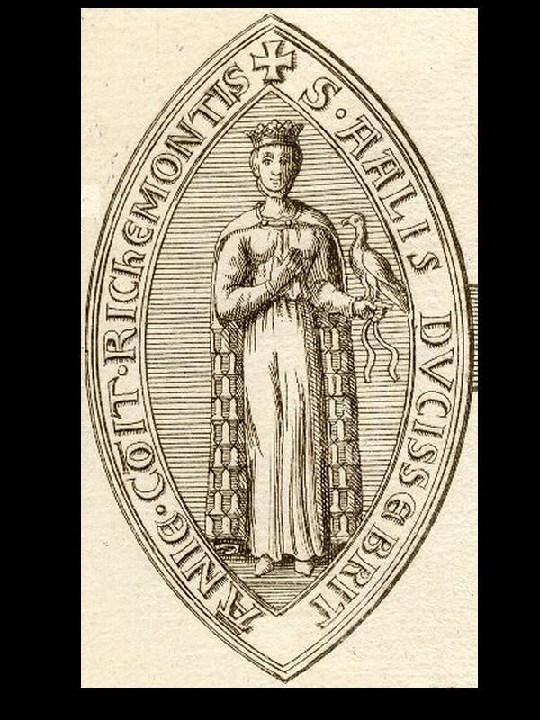 Pierre Ier de Bretagne, un Capétien sur le trône ducal breton. Sans_875