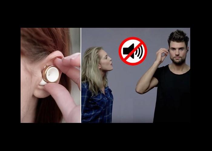 Knops, ces bouchons d'oreilles innovants qui font disparaitre les bruits qui vous dérangent Sans_934