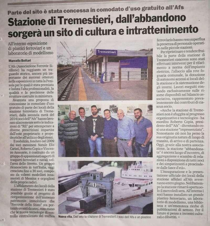 """TREMESTIERI, la """"nostra"""" Stazione - Pagina 2 2017-010"""