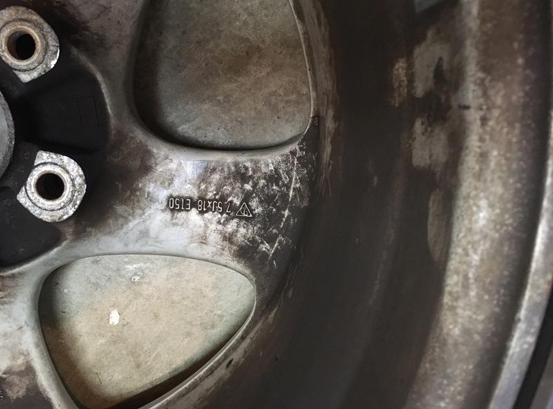 "4 jantes Tubo Look 18"" + pneus Img_3217"
