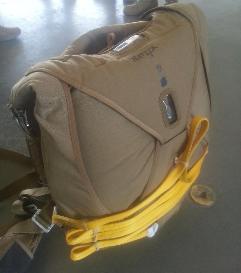 RA-1 Parachute System 20170412