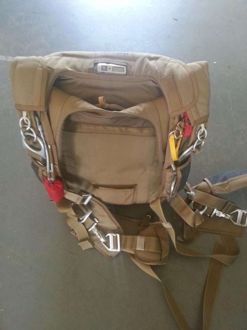RA-1 Parachute System 20170414
