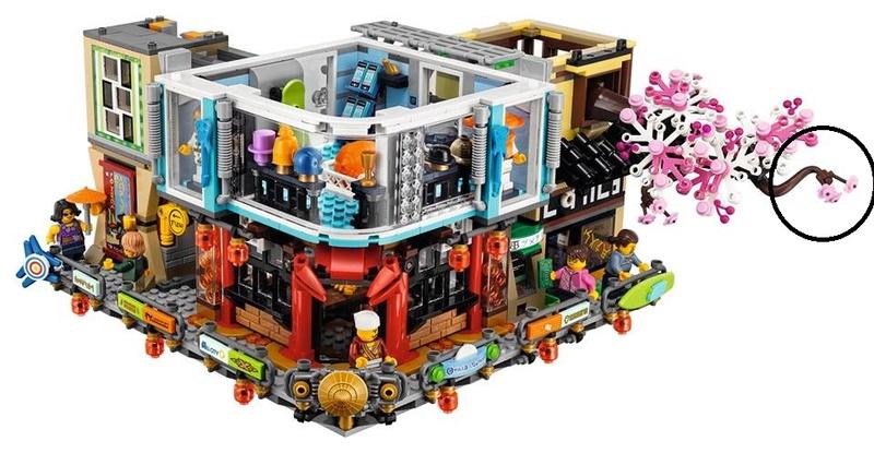 Καινούργια σχέδια/καλούπια LEGO που πρόκειται να κυκλοφορήσουν 19399810