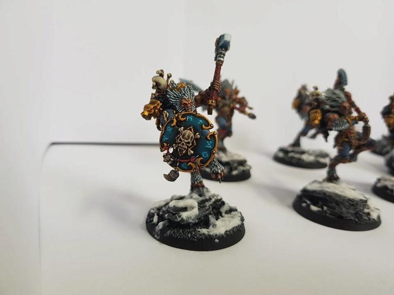 Le VLKA FENRIKA! Ma nouvelle armée! 18527810