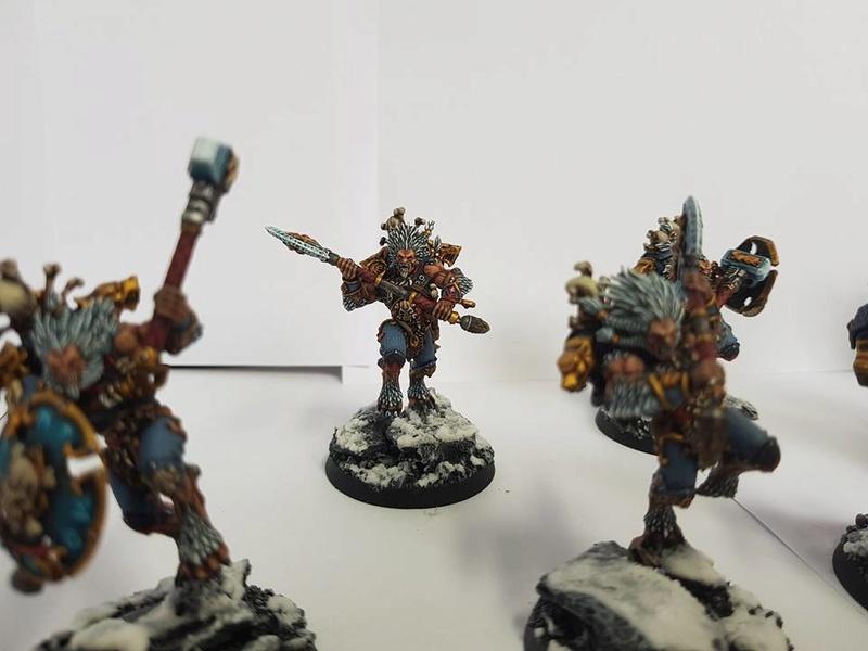 Le VLKA FENRIKA! Ma nouvelle armée! 18557010