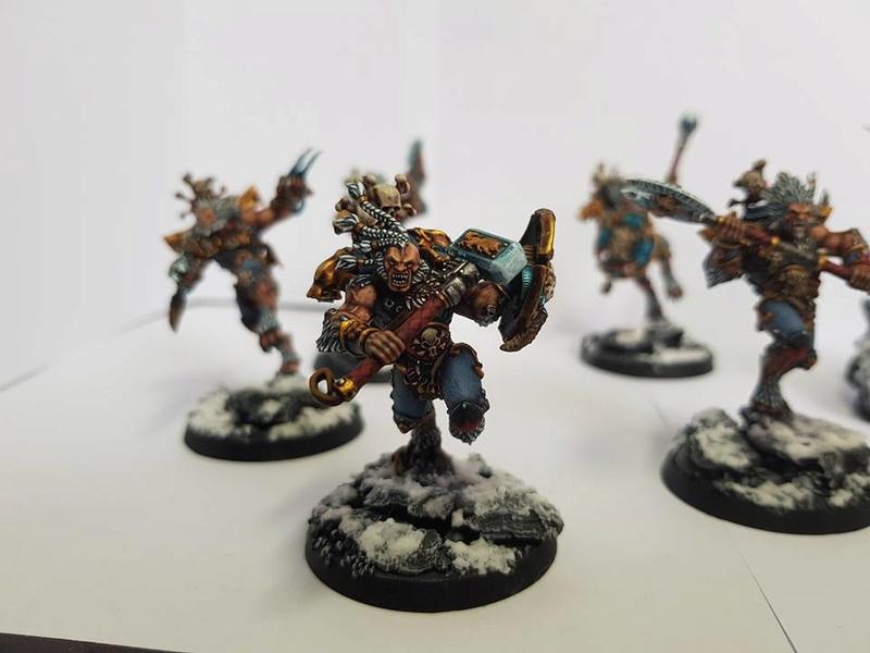 Le VLKA FENRIKA! Ma nouvelle armée! 18622210