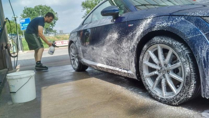 Audi 2.0 TT Sline Img_2110