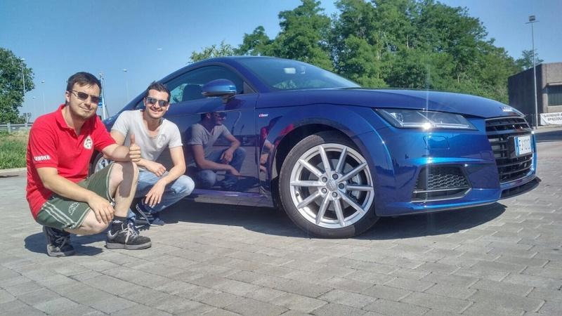 Audi 2.0 TT Sline Img_2126