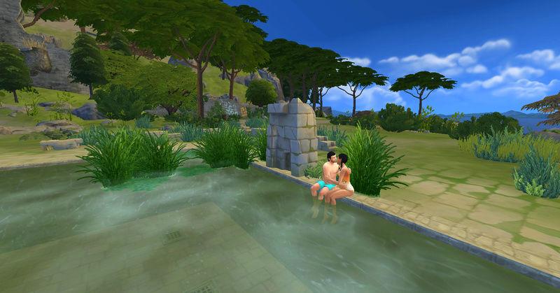 [Abandon] Challenge Jardin-Ecolo-Sims : Les Laterre ! 16-02-14