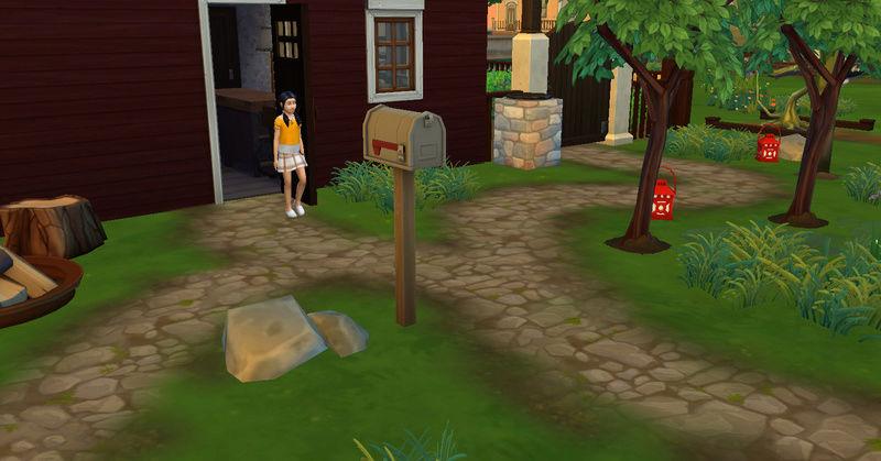 [Abandon] Challenge Jardin-Ecolo-Sims : Les Laterre ! 16-02-18