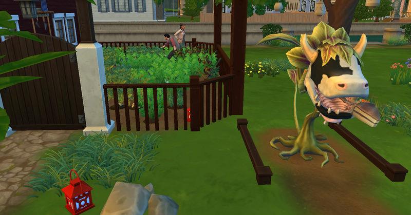 [Abandon] Challenge Jardin-Ecolo-Sims : Les Laterre ! 16-02-19