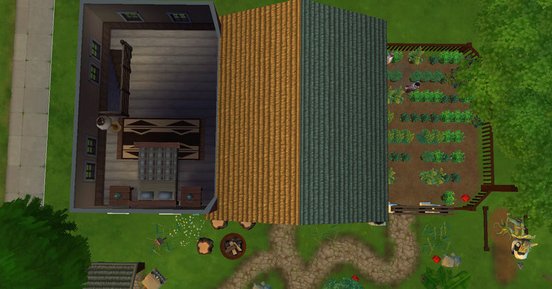 [Abandon] Challenge Jardin-Ecolo-Sims : Les Laterre ! 16-02-24