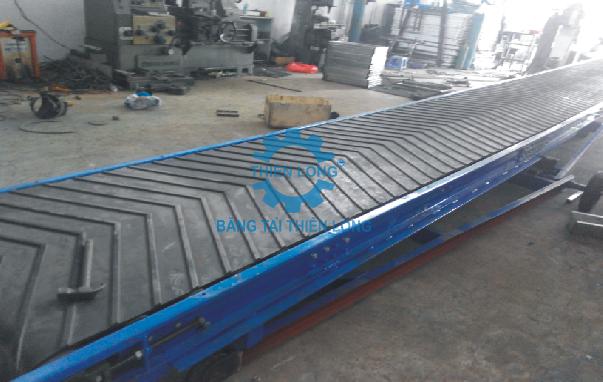 Thi công băng tải cao su tự động chuyển hàng hóa  Bang-t10