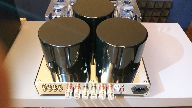 YAQIN MC-13S 40WPC EL34 Vacuum Tube integrate amplifier  20170314