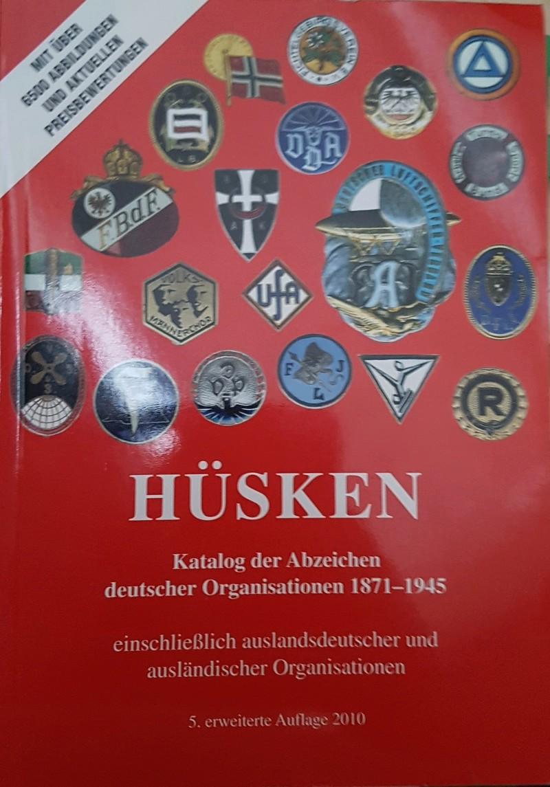 Catalogue huesken sur les badges du parti 20170411