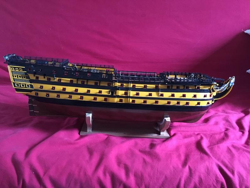 HMS VICTORY de chez Constructo au 1/94e - Page 4 Img_1314