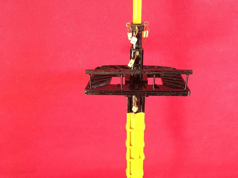 HMS VICTORY de chez Constructo au 1/94e - Page 4 Img_1415