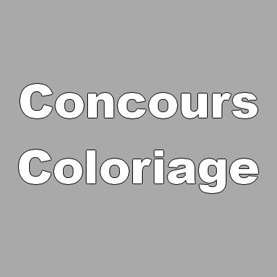 Concours Coloriage