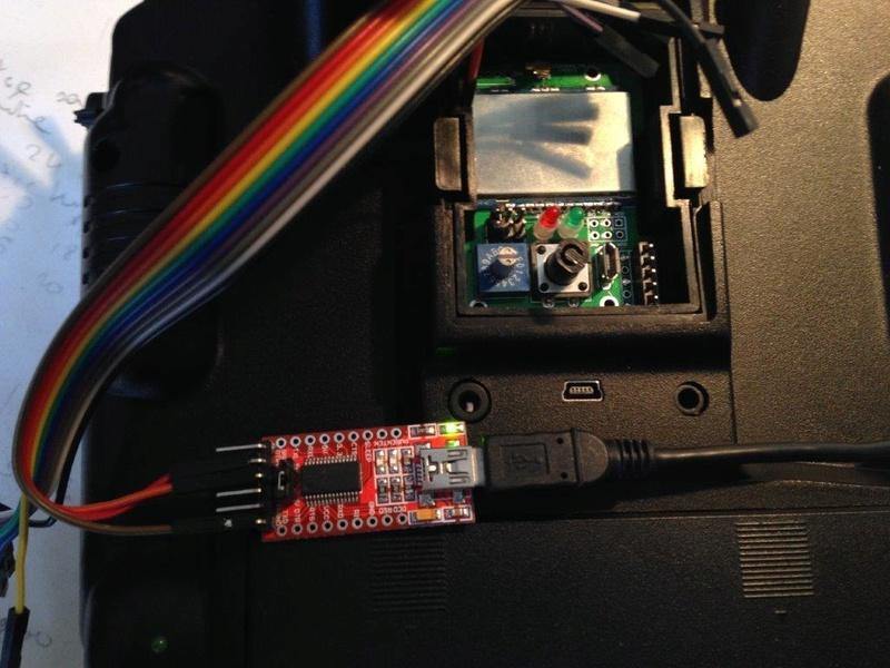 [TUTO] Customisation sous Arduino du module multiprotocole BG 4 en 1 STM32 20170610