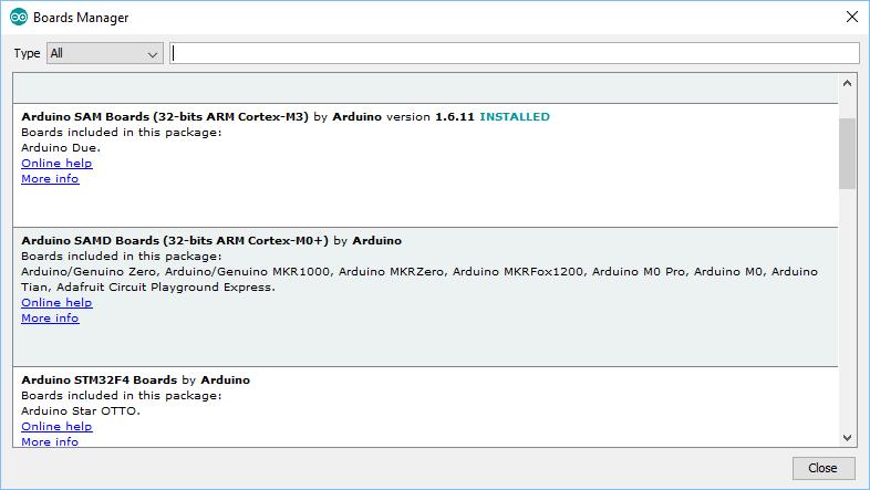[TUTO] Customisation sous Arduino du module multiprotocole BG 4 en 1 STM32 Captur27