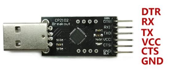 [TUTO] Customisation sous Arduino du module multiprotocole BG 4 en 1 STM32 Captur37