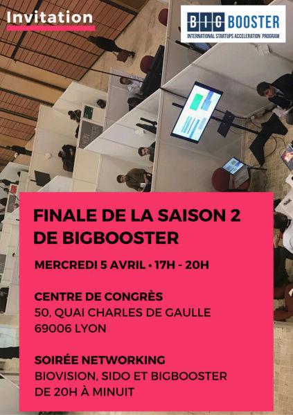 Avec BigBooster, Lyon a son accélérateur de StartUps Finale10
