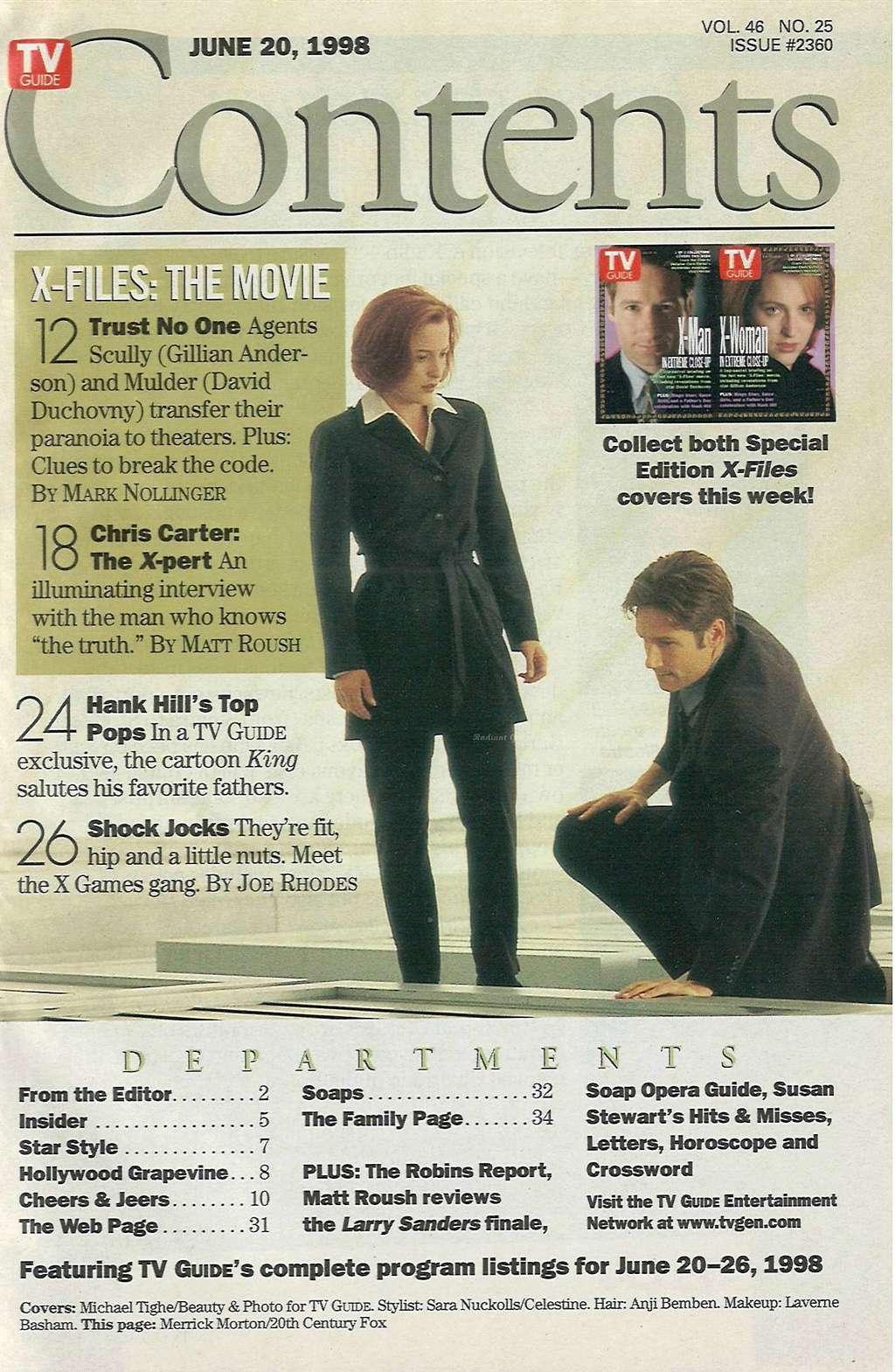 TV Guide (US) - June 20-26 00311