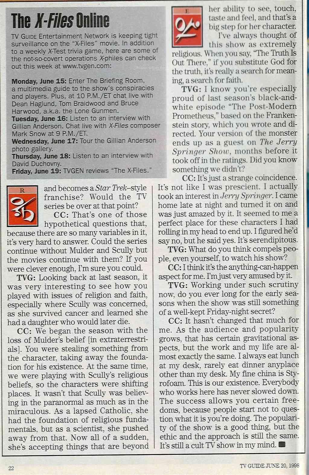 TV Guide (US) - June 20-26 00911