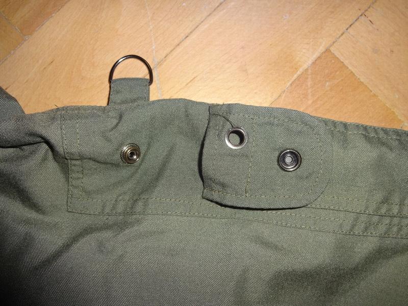 Slovak Air Force flight jumpsuit, gloves and garrison cap Dsc02620