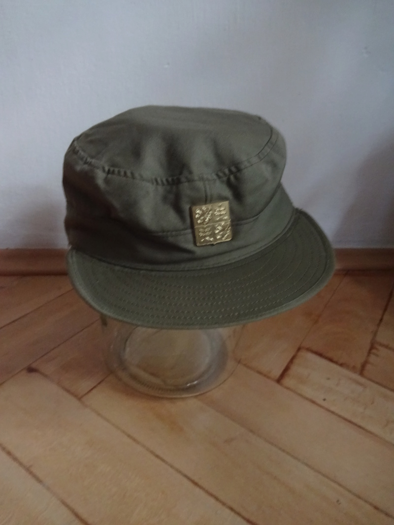 Vz. 85 summer uniform - called also Tropiko or Kuvajt Dsc02826