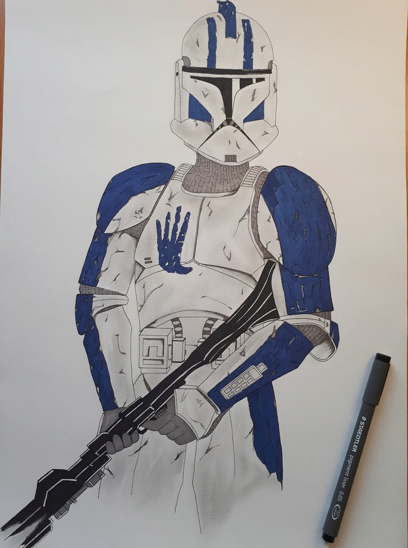 Clone Trooper Echo  Echo_p10