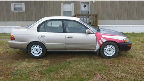 My $500 93 Corolla and it's progress. 310