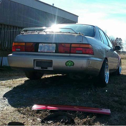 My $500 93 Corolla and it's progress. 810