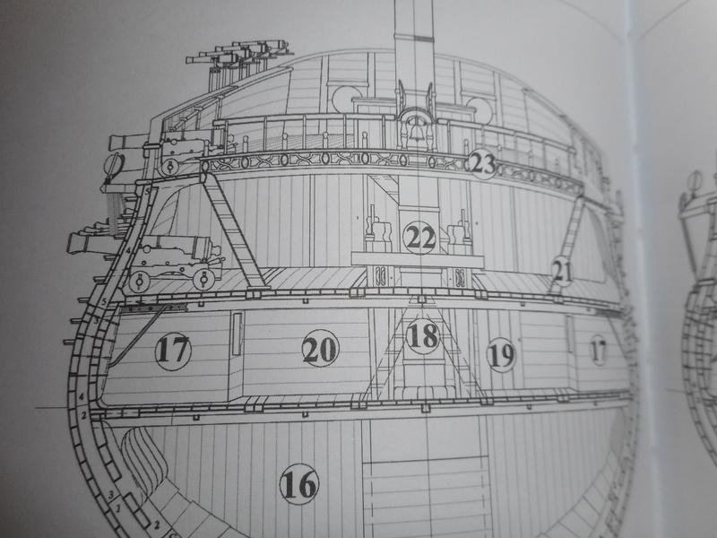 L'hermione Al au 1/89 revue et révisée par Daniel le pirate - Page 15 Dscn1910