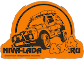 Test Lada Niva California Logo10