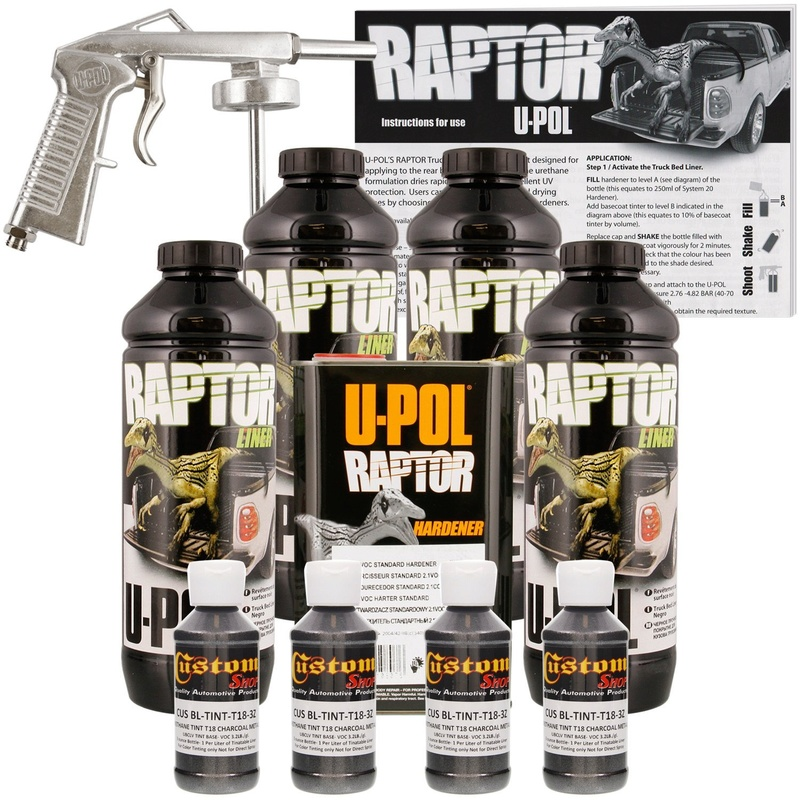 u-pol raptor Upol-810