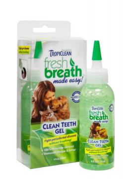 Чистим зубы собаке Tropic10