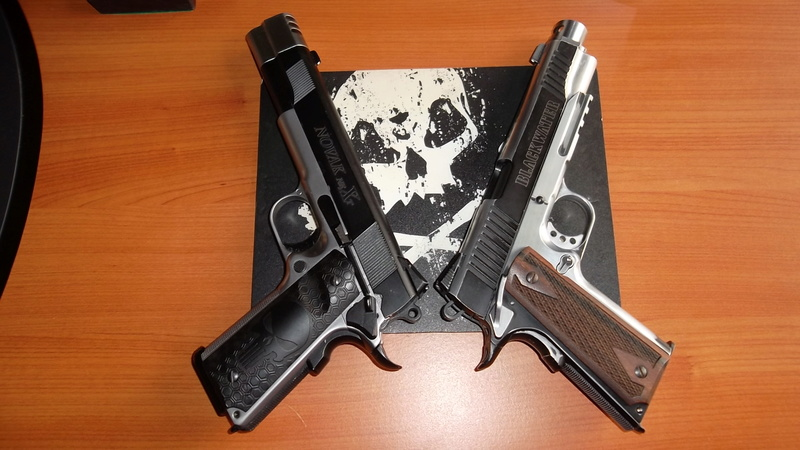SWISS ARMS 1911 SEVENTIES STAINLESS - Page 2 Sam_2919