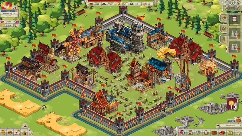 امراطورية اللعبه الجيدة | GOODGAME EMPIRE Empire10
