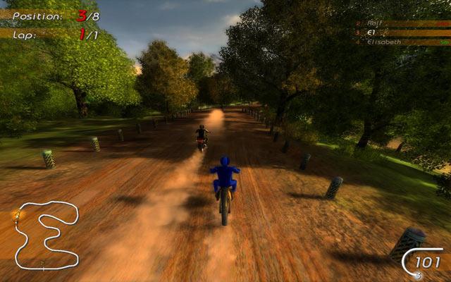لعبة المطورات | MOTORACING Motora10